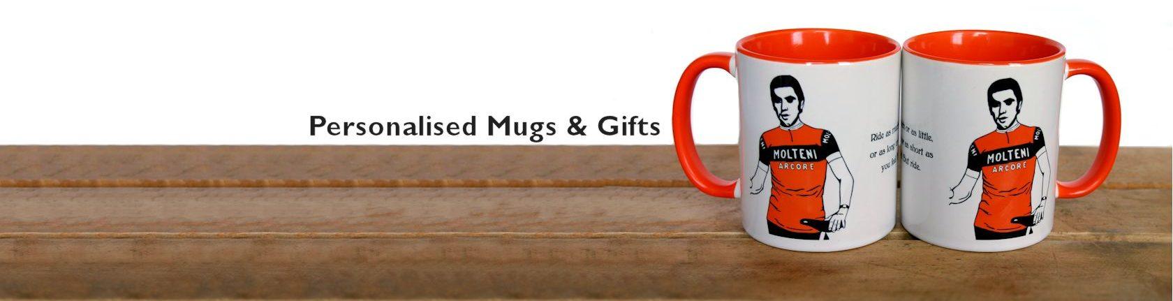Personalised Mugs & Gifts
