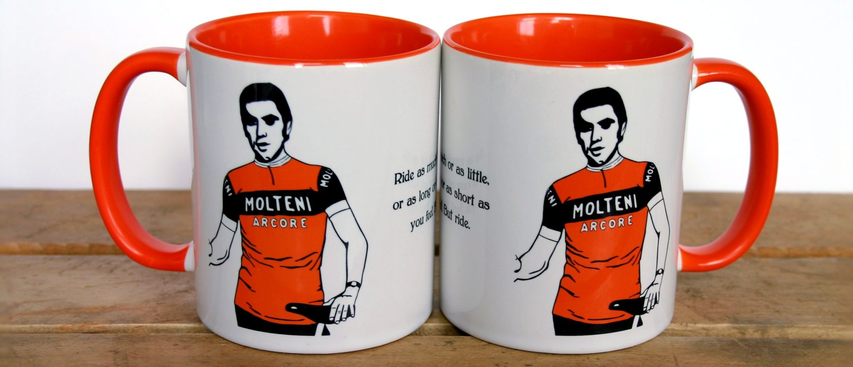 Eddy Merckx - Just Ride