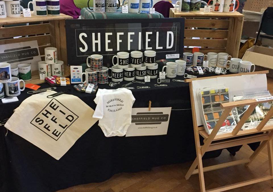Sheffield Mug Co - Market Stall